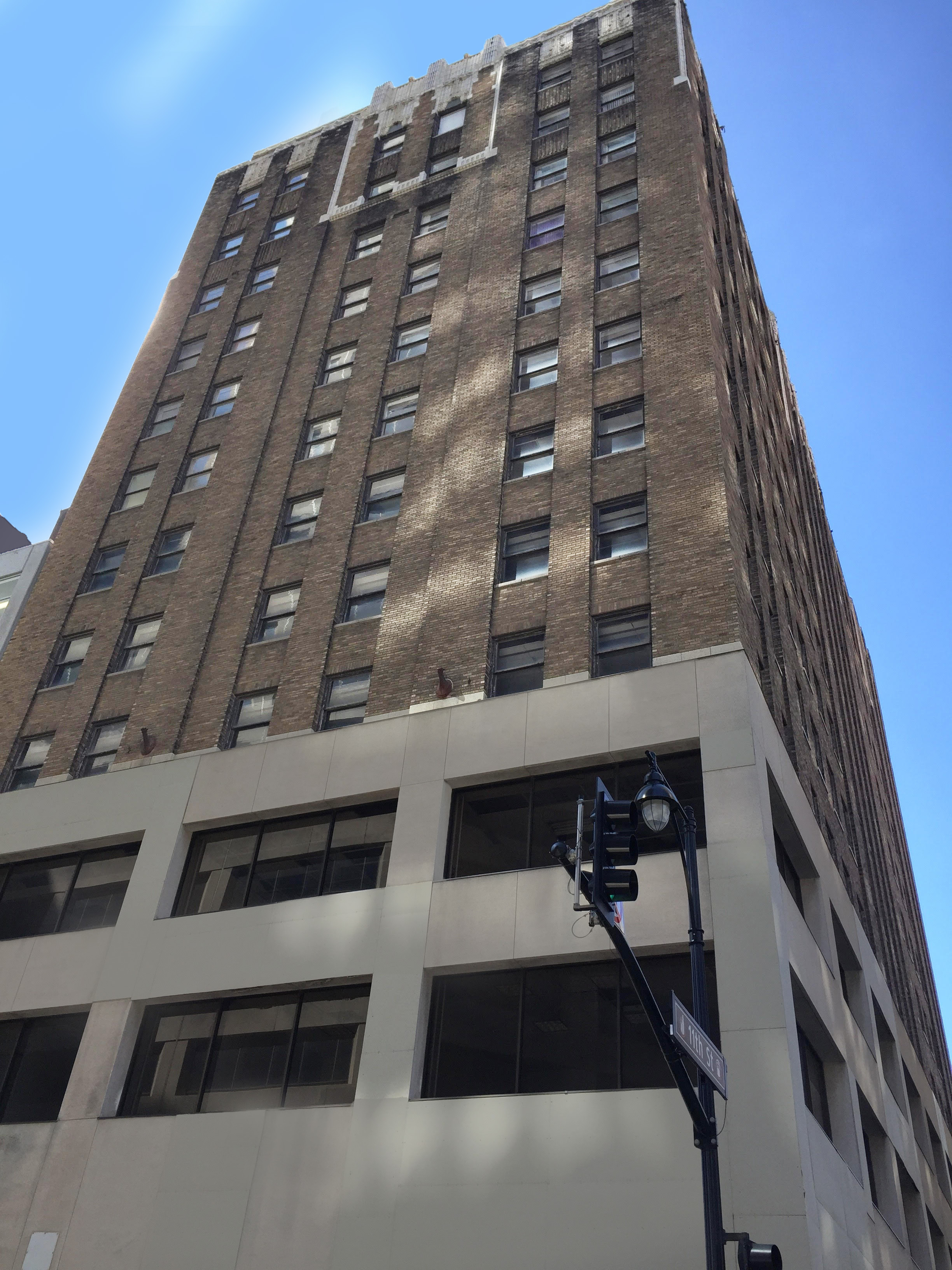 Brookfield Building In Downtown Kc 1st Mo Hotel To Use